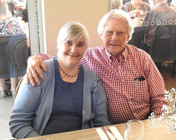Anne and John Thompson