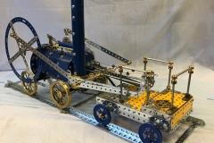 Lee's Trevithick's locomotive